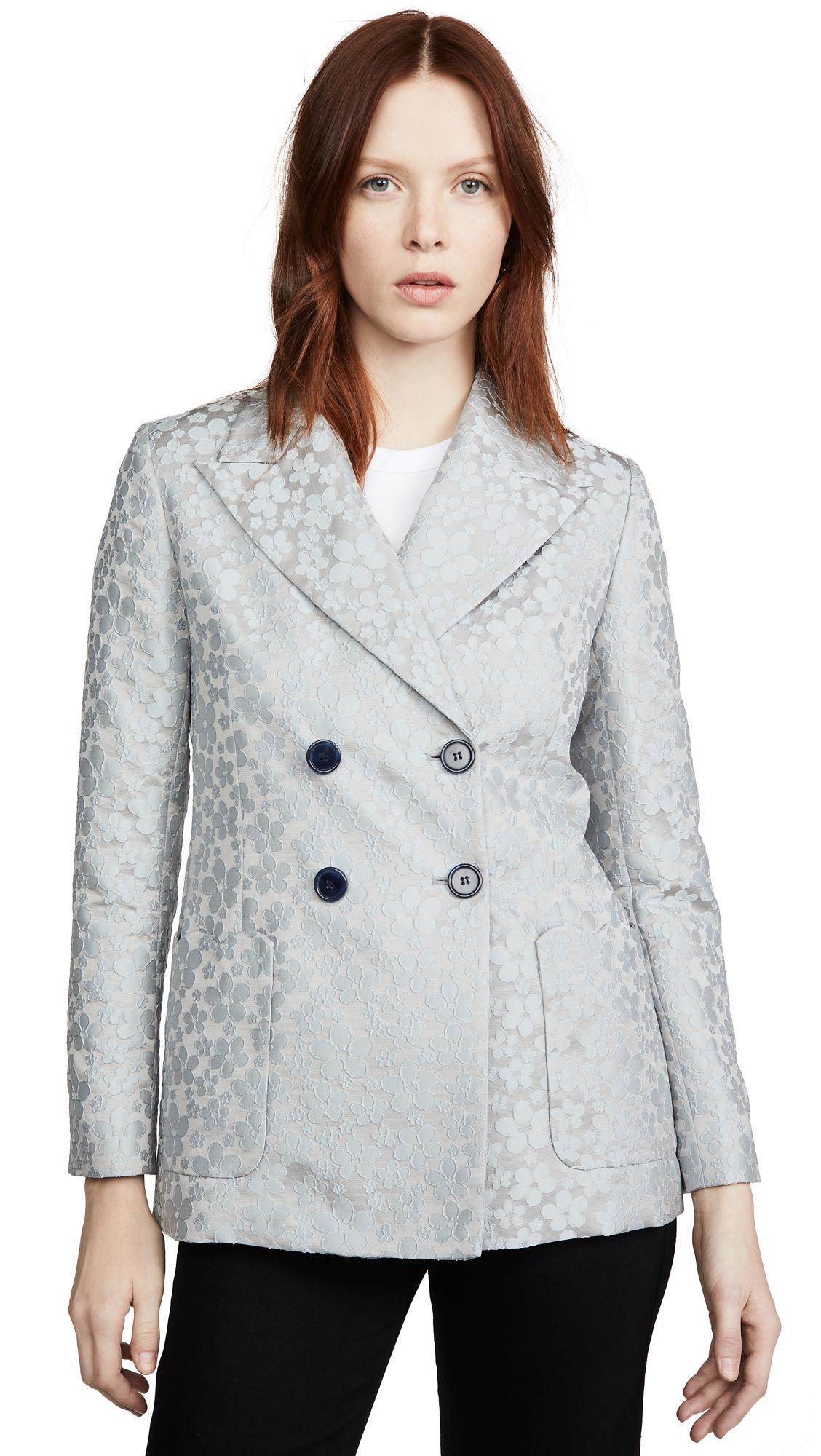 Buy ALEXACHUNG online - photo of ALEXACHUNG Double Breasted Jacket Daisy