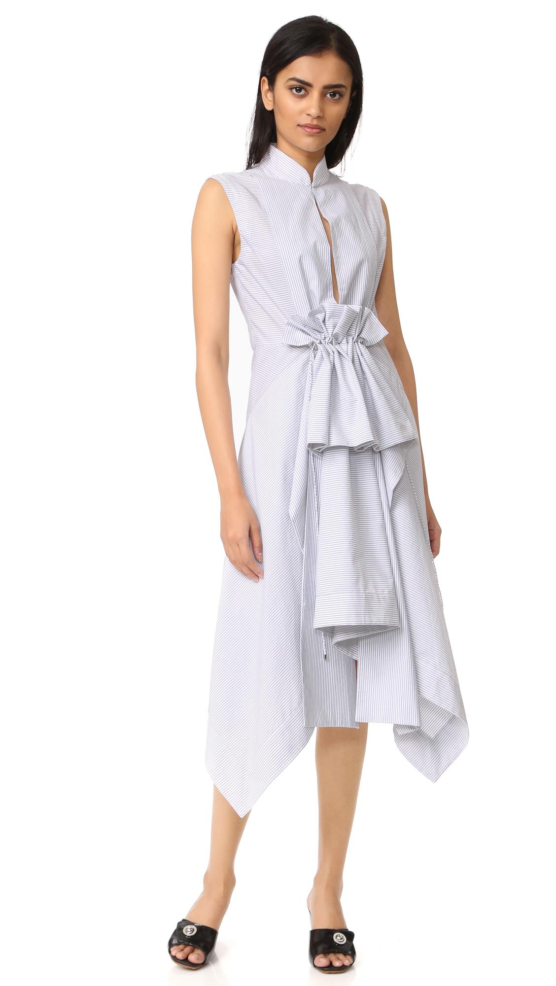 Acler Waldorf Shirtdress - Stripe at Shopbop