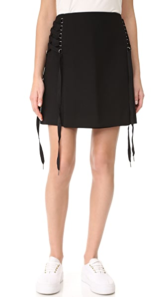 Acler Berman Skirt - Black