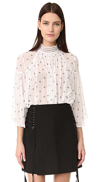 Acler Oxford Blouse