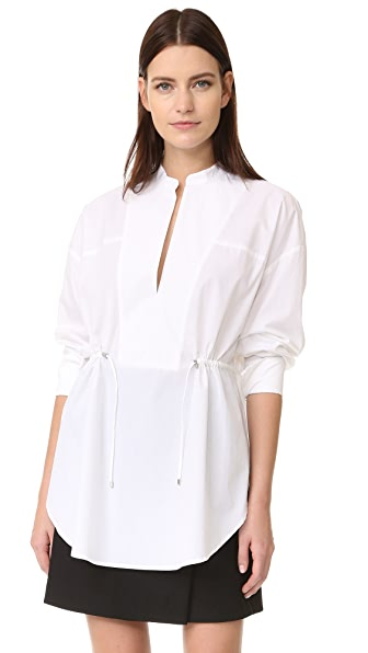 Acler Rowe Shirt - White