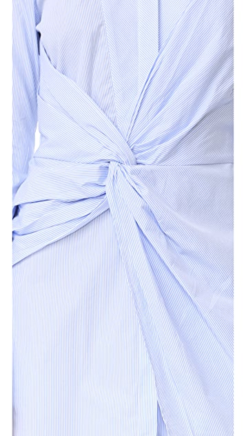 Acler Rowe Stripe Shirtdress