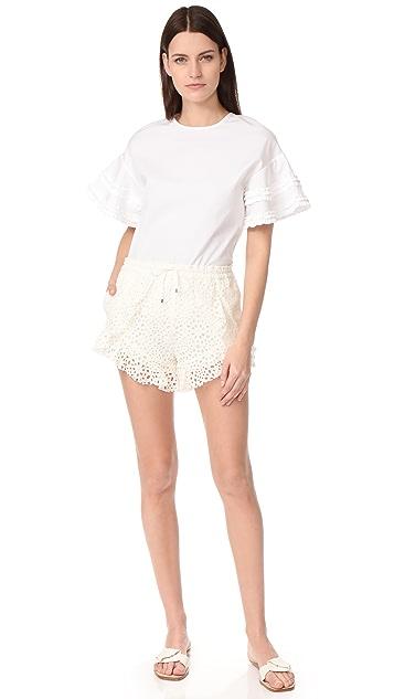 Acler Upton Shorts