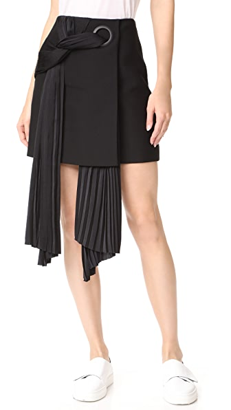Acler Surrey Skirt - Black