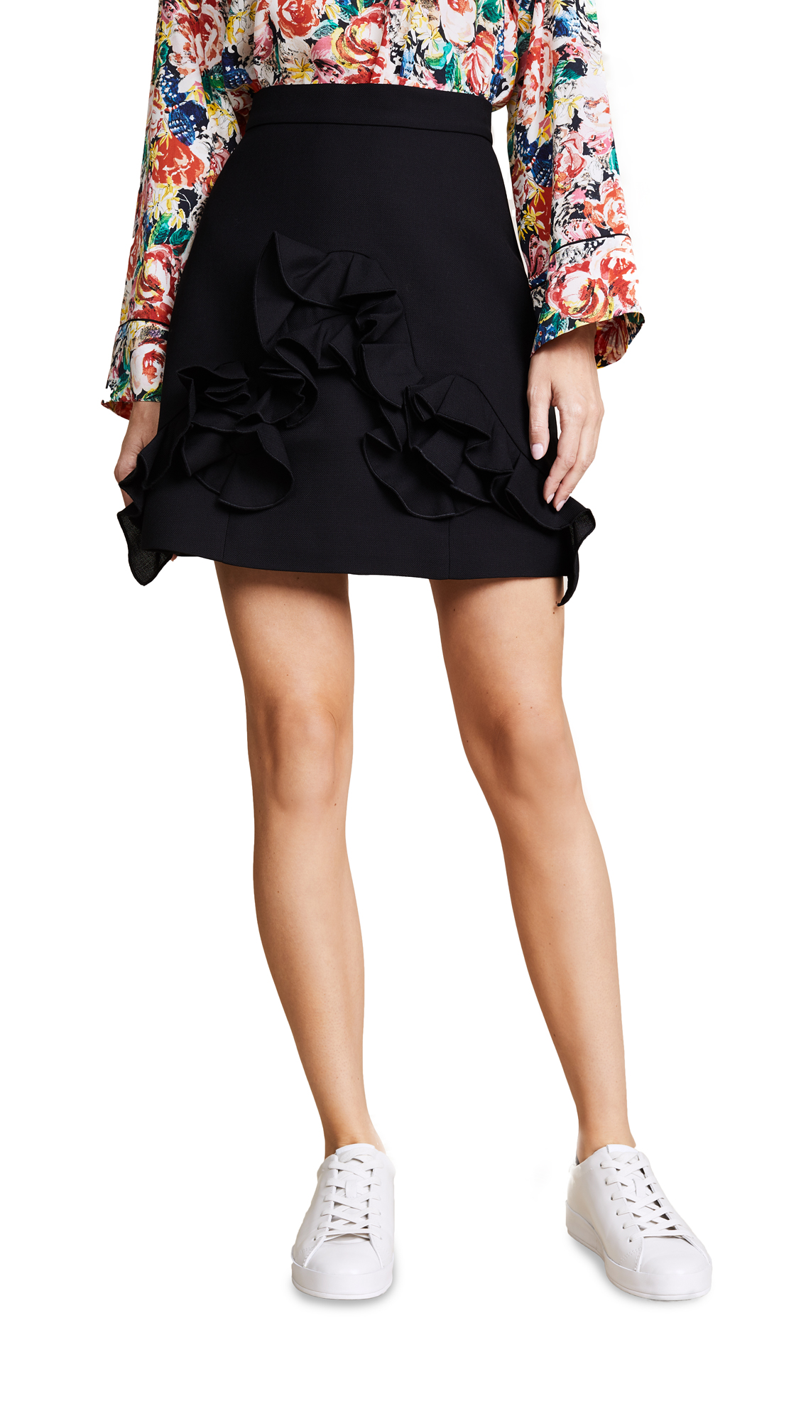 Acler Dixon Skirt - Black
