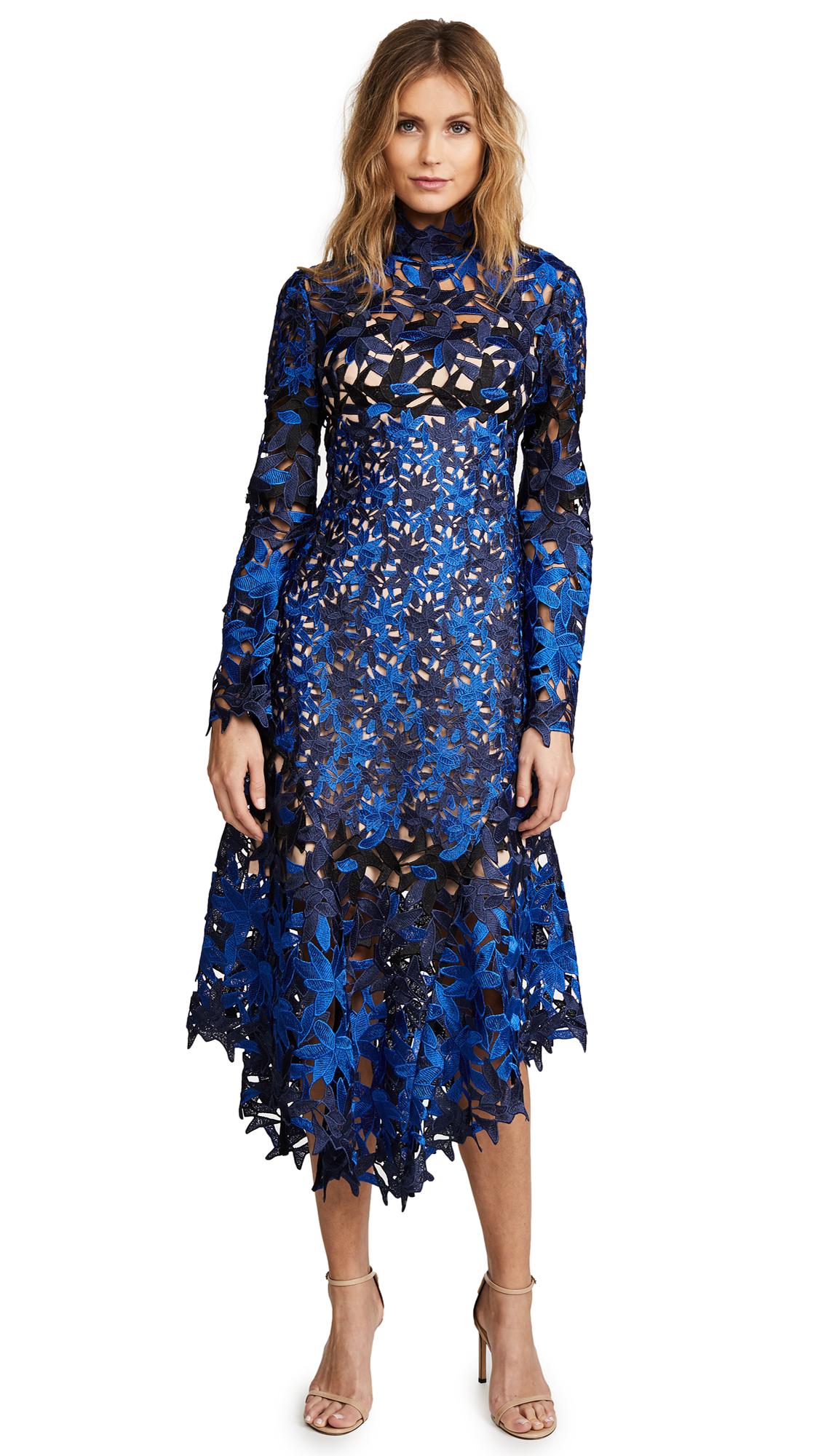 Acler Davis Lace Dress