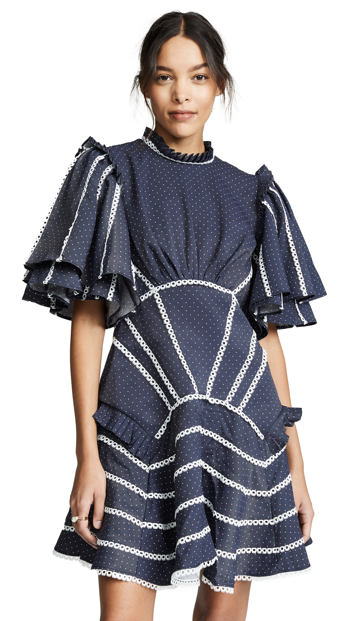 ACLER Perry Dress in Midnight