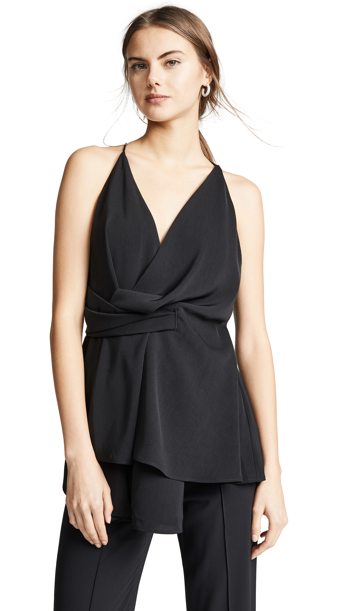 Acler Parker Top - Black