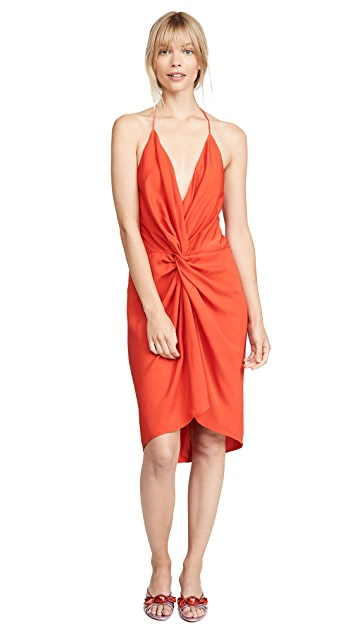 Acler Jenkins Twist Dress