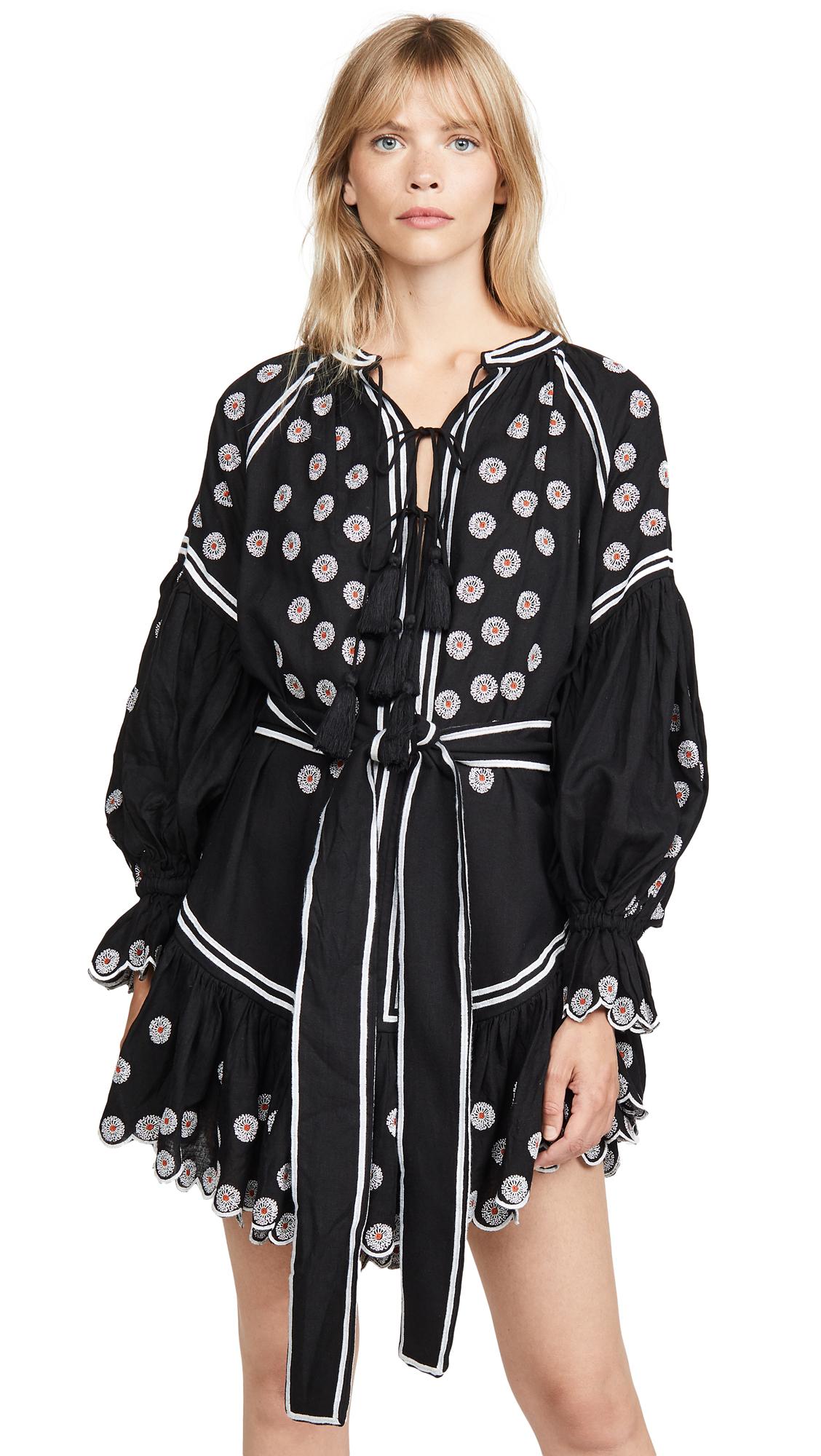 Acler Spencer Dress - Black