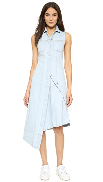 Acne Studios Carda Denim Dress