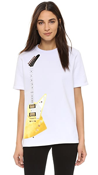 Acne Studios Eris Guitar Shirt