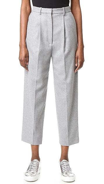 Acne Studios Milli Wool Trousers
