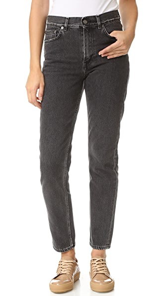 Acne Studios The Boy Jeans - Black Vintage