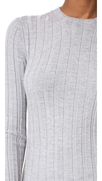 Acne Studios Carin Ribbed Merino Sweater