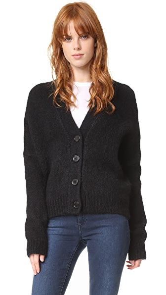 Acne Studios Asaya Sweater - Black at Shopbop