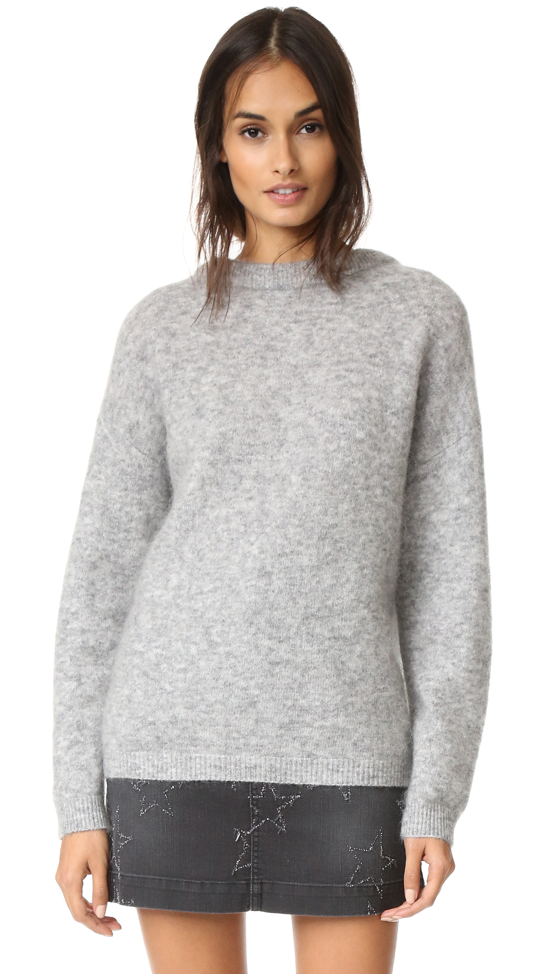 Acne Studios Dramatic Sweater   SHOPBOP a95fd7dfead