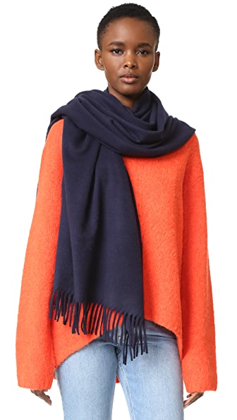 Acne Studios Canada Cashmere Scarf - Navy at Shopbop