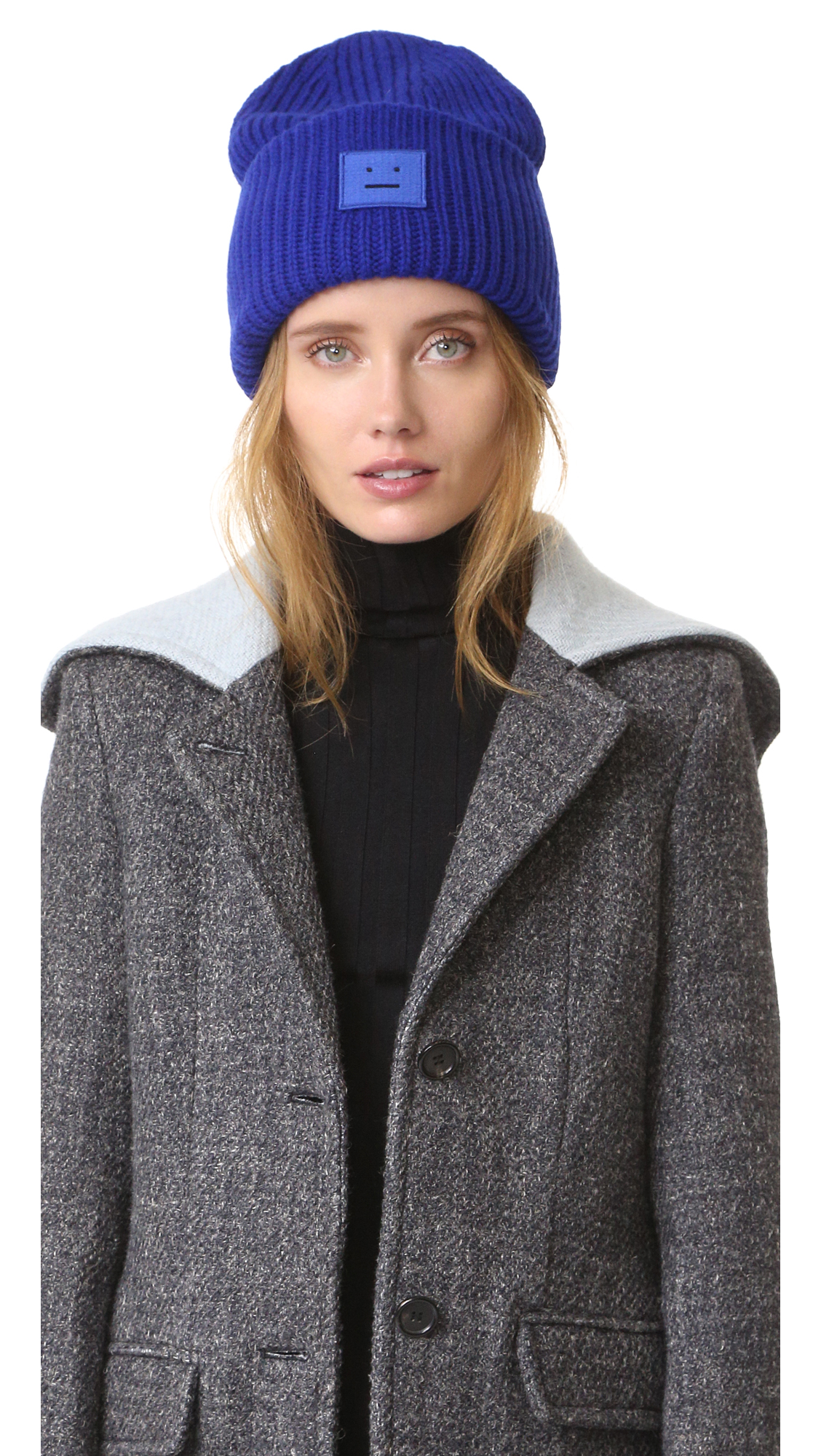 92b6a4d8e221 Acne Studios Pansy Wool Hat