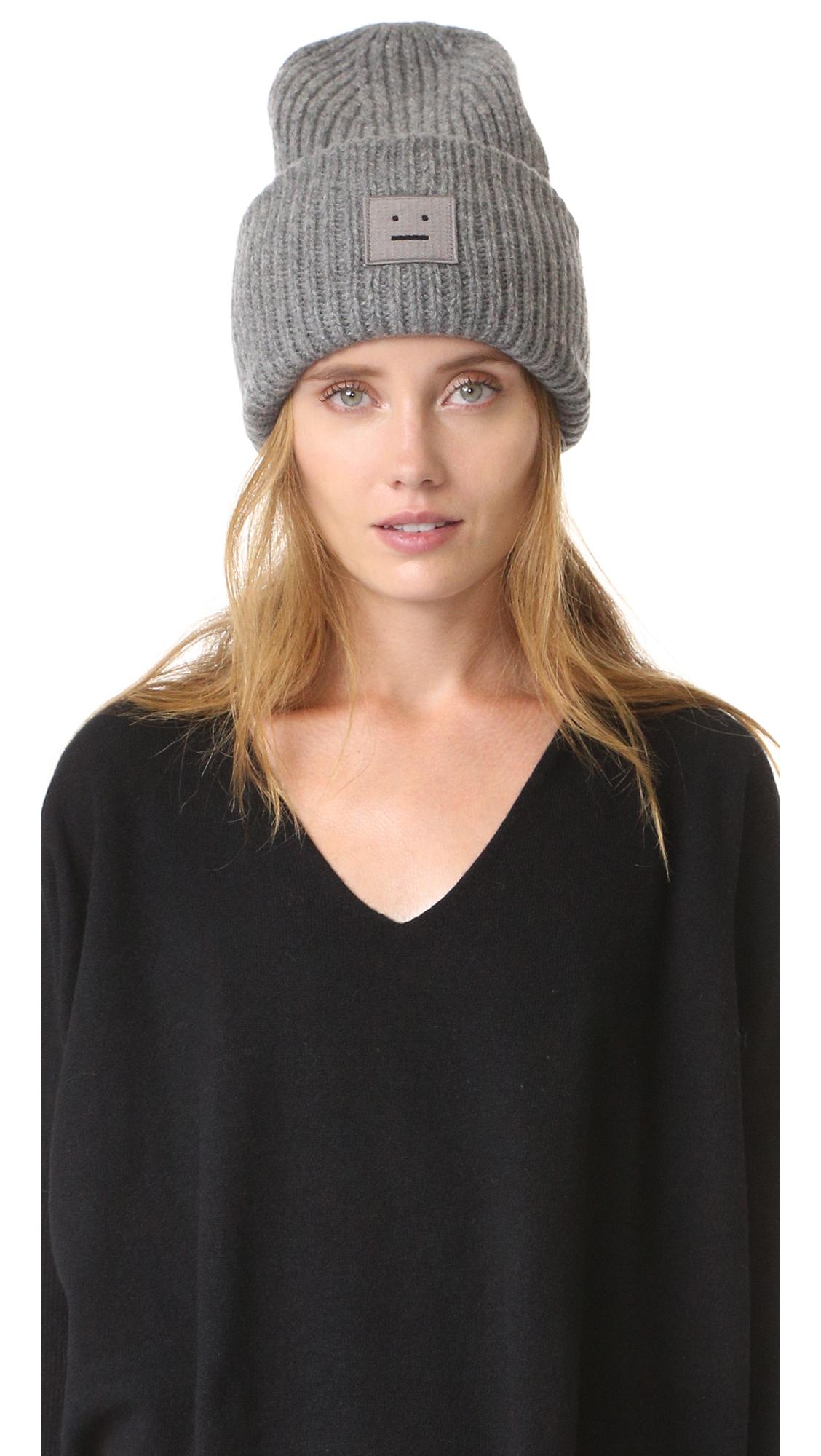 Acne Studios Pansy Wool Hat  4770a9b1a27