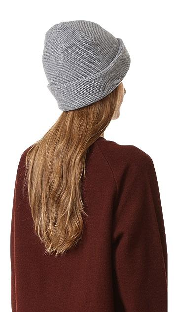 Acne Studios Kape Lambswool Hat
