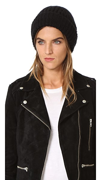 Acne Studios Chunky Hoy Hat - Black at Shopbop