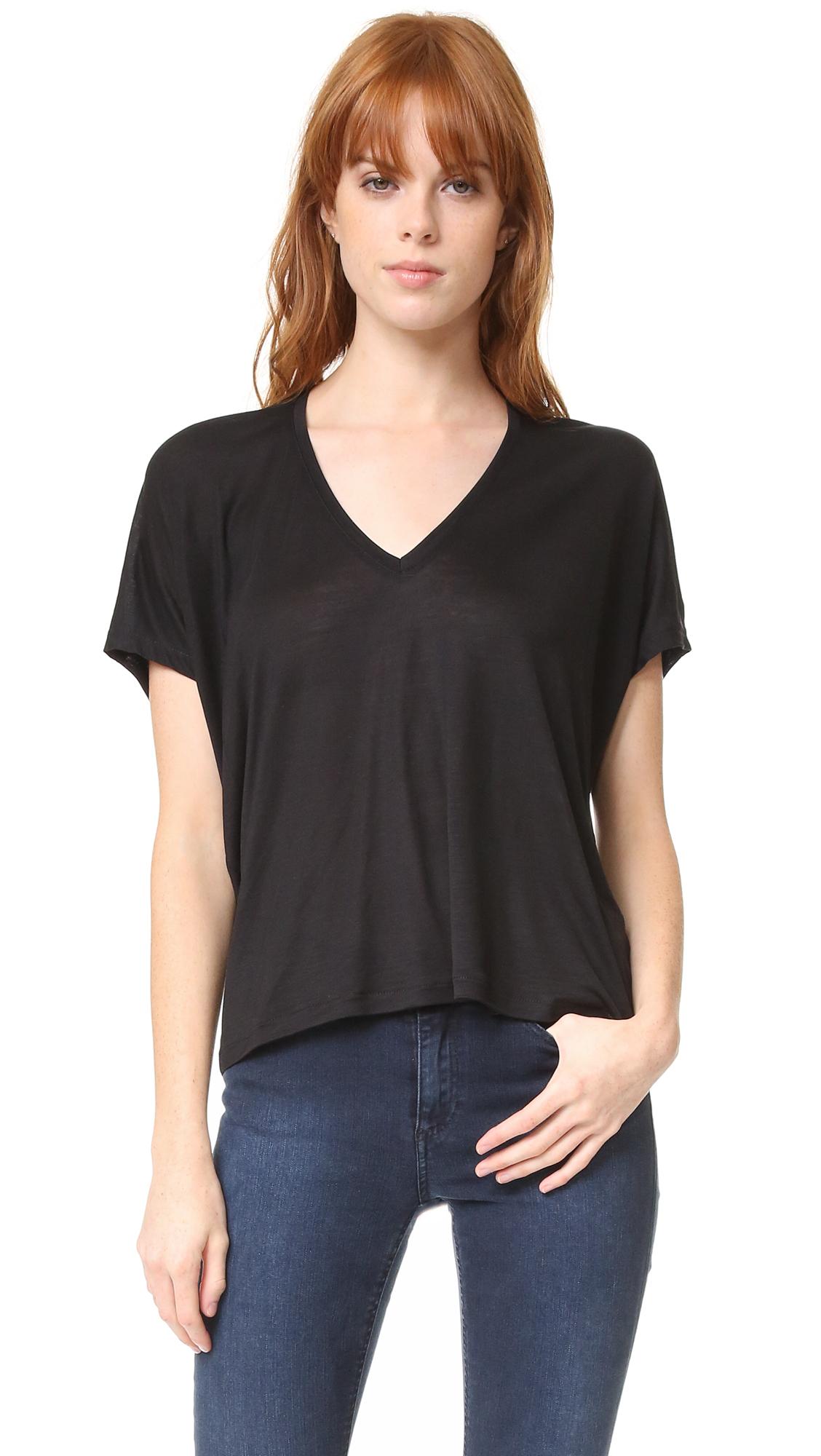 Acne Studios Kileo T-Shirt - Black at Shopbop