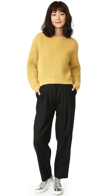 Acne Studios Selah Dry Trousers