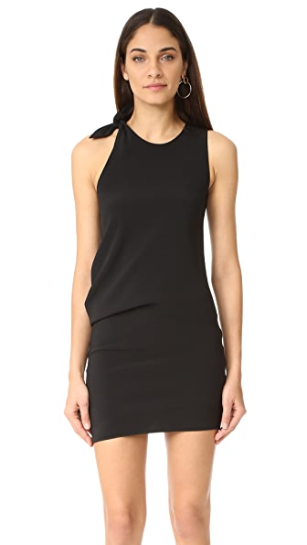 Acne Studios Sail Dress - Black
