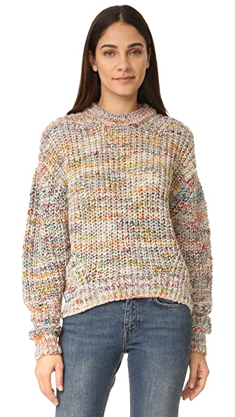 Acne Studios Zora Multi Sweater
