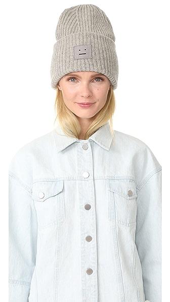 Acne Studios Pansy Wool Hat
