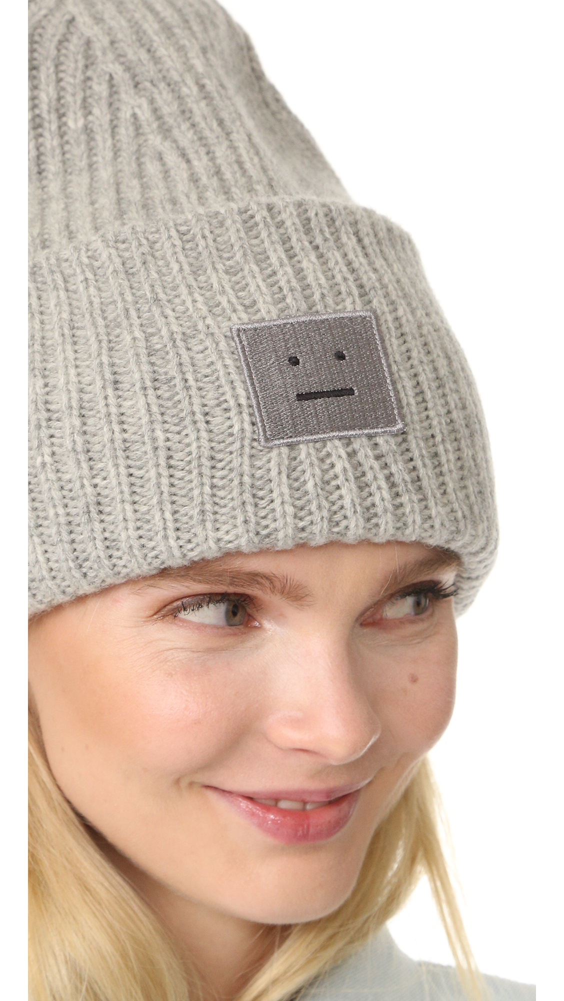 5273ae766992d Acne Studios Pansy Wool Hat
