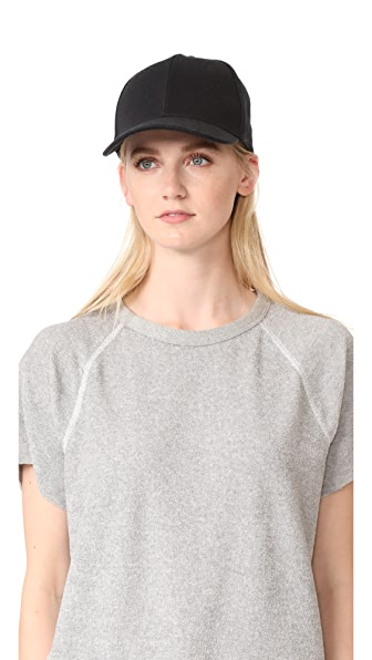Acne Studios Camp Salt Hat at Shopbop