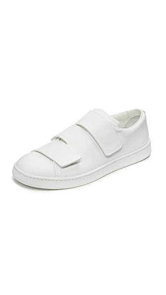 Acne Studios Triple Sneakers - White