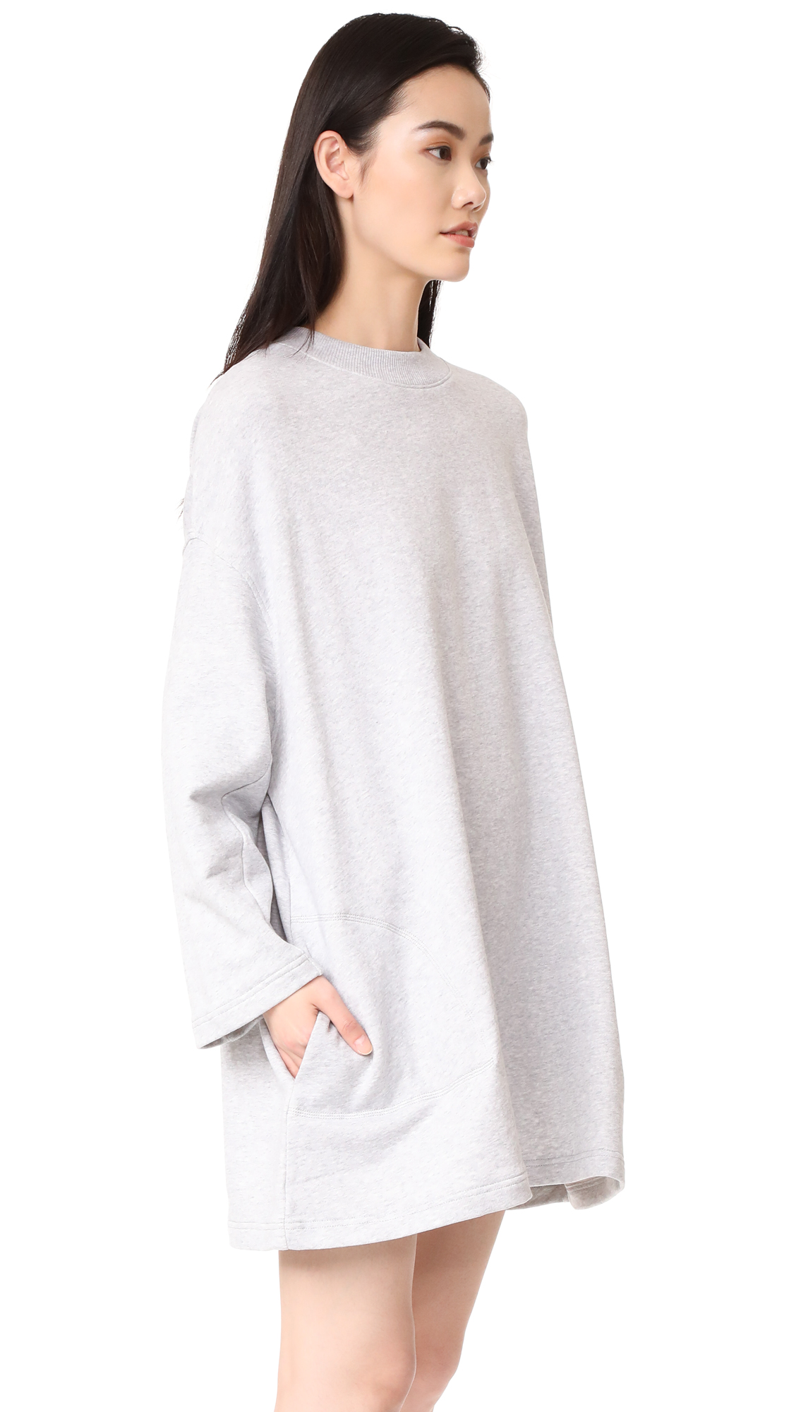 6e63f2e10e4 Acne Studios Leyla Oversized Sweatshirt