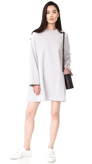 Acne Studios Leyla Oversized Sweatshirt
