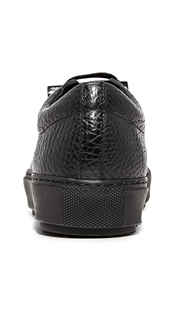 Acne Studios Adriana Grain Sneakers