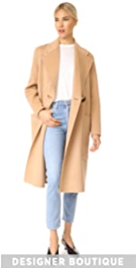 Carice Double Trench Coat Acne Studios