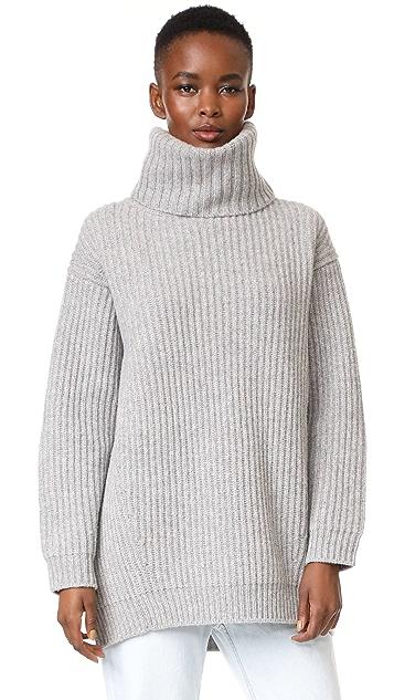 Acne Studios Disa L Turtleneck Sweater