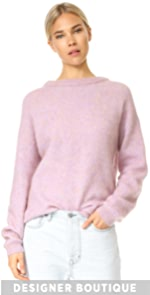 Dramatic Mohair Sweater Acne Studios