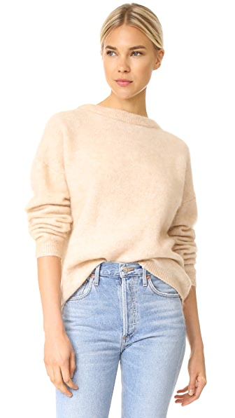 Acne Studios Dramatic Mohair Sweater