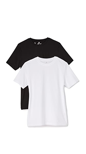 Acne Studios Набор из двух футболок Taline