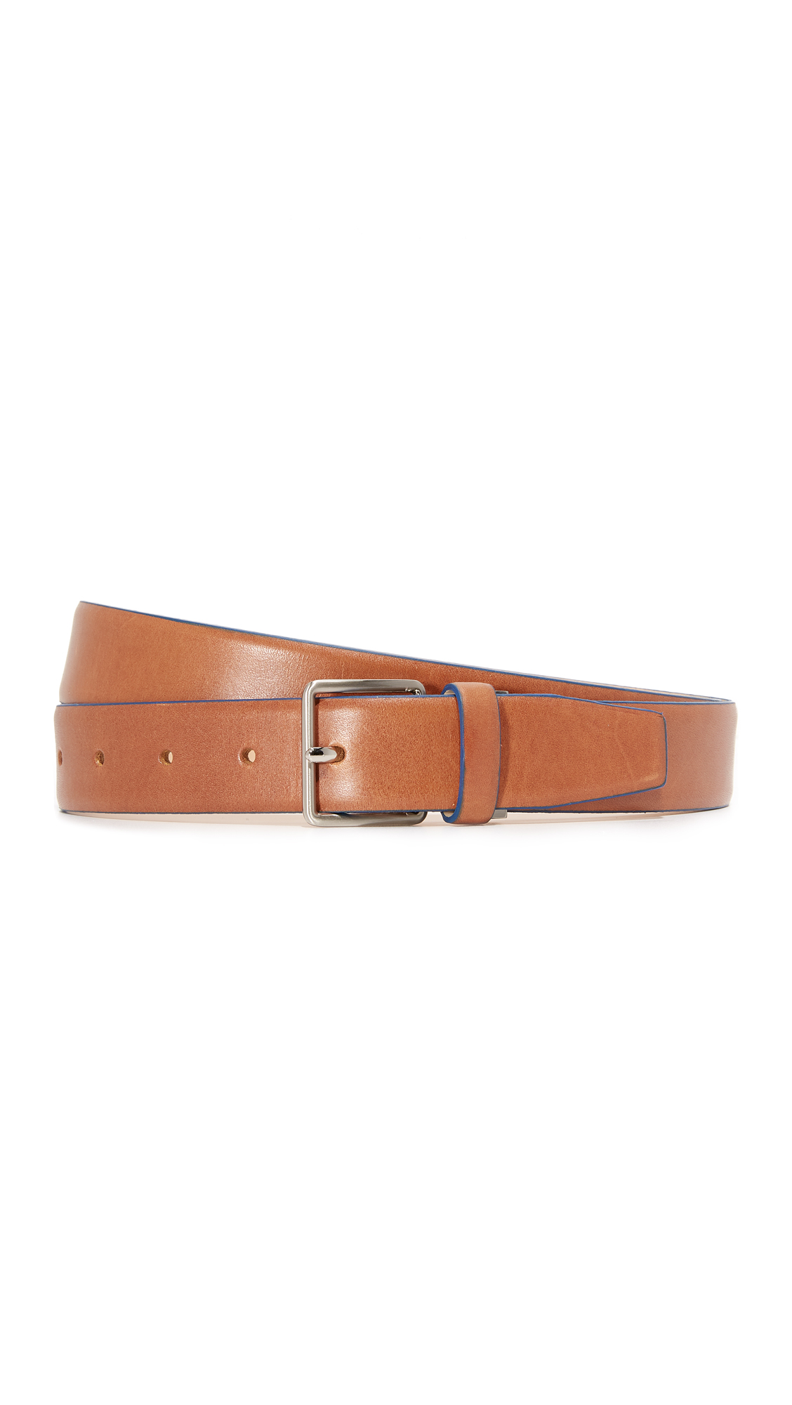 Acne Studios Aryx Leather Belt - Brown