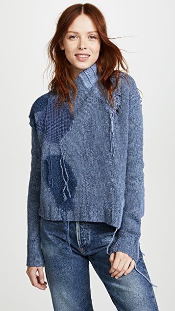 Acne Studios Ovira Patch Sweater