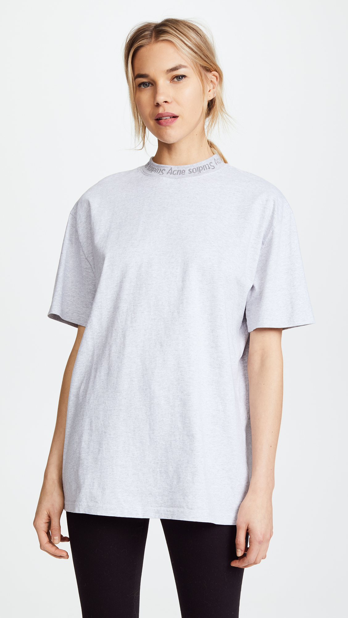 8b17bf58d299 Acne Studios Gojina Dyed Tee | SHOPBOP