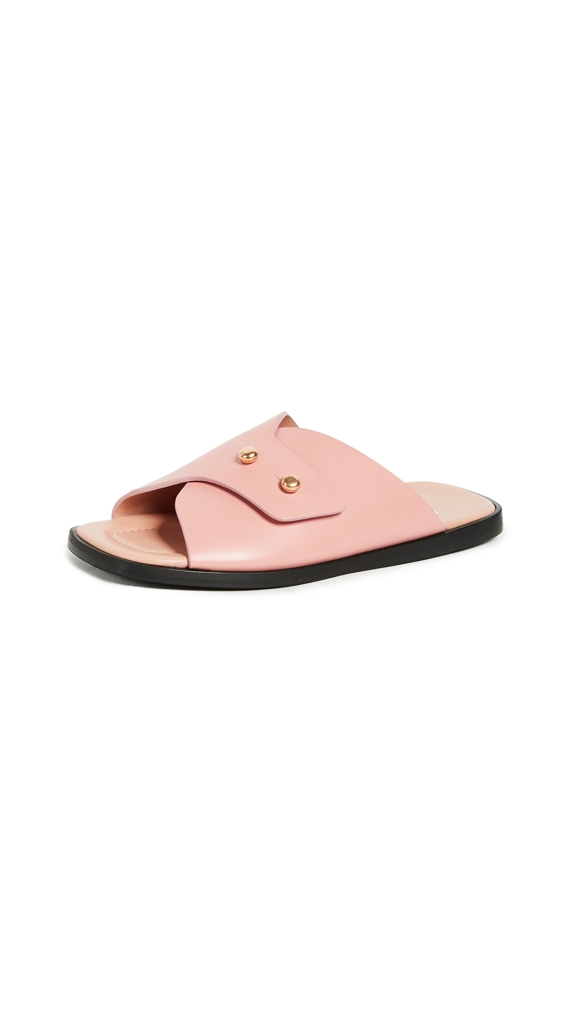 Acne Studios Jilly Slides - Pink