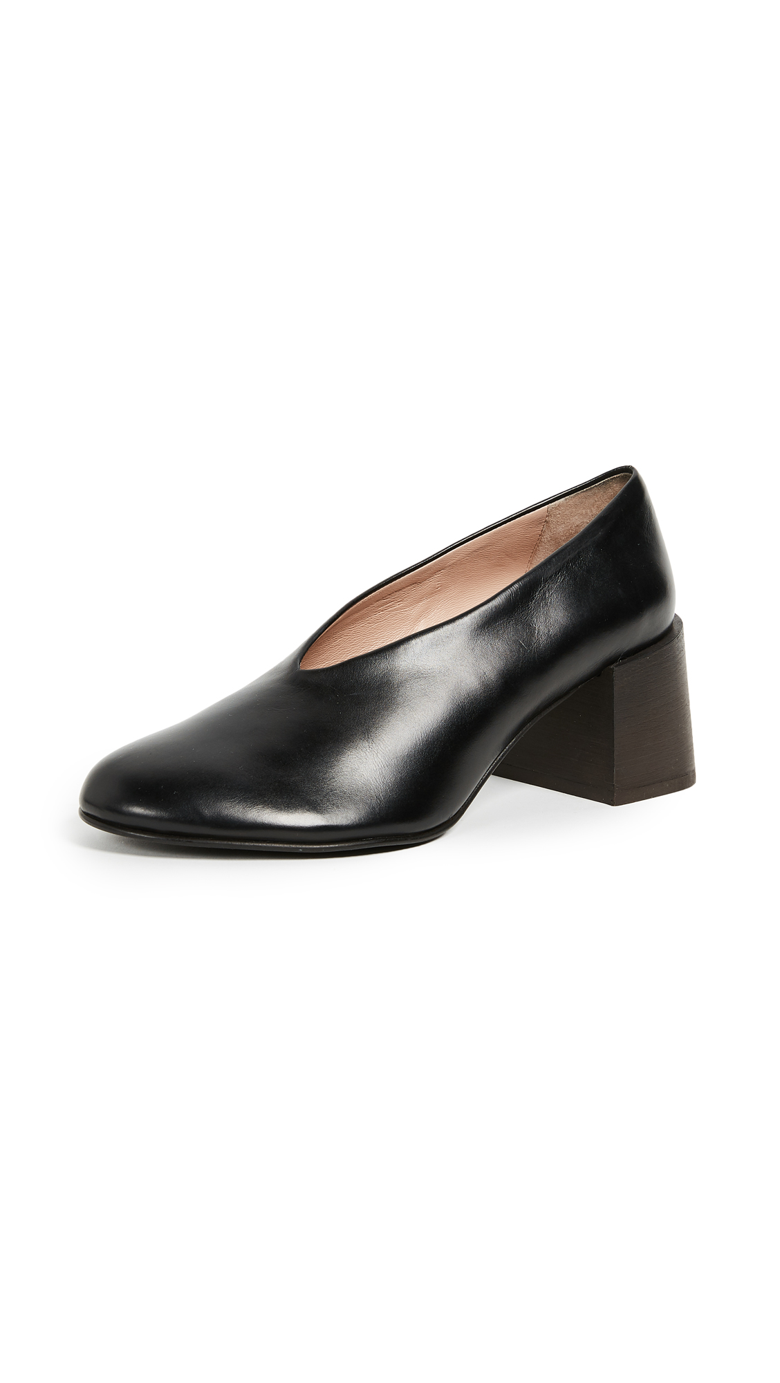 Acne Studios Sully Pumps - Black