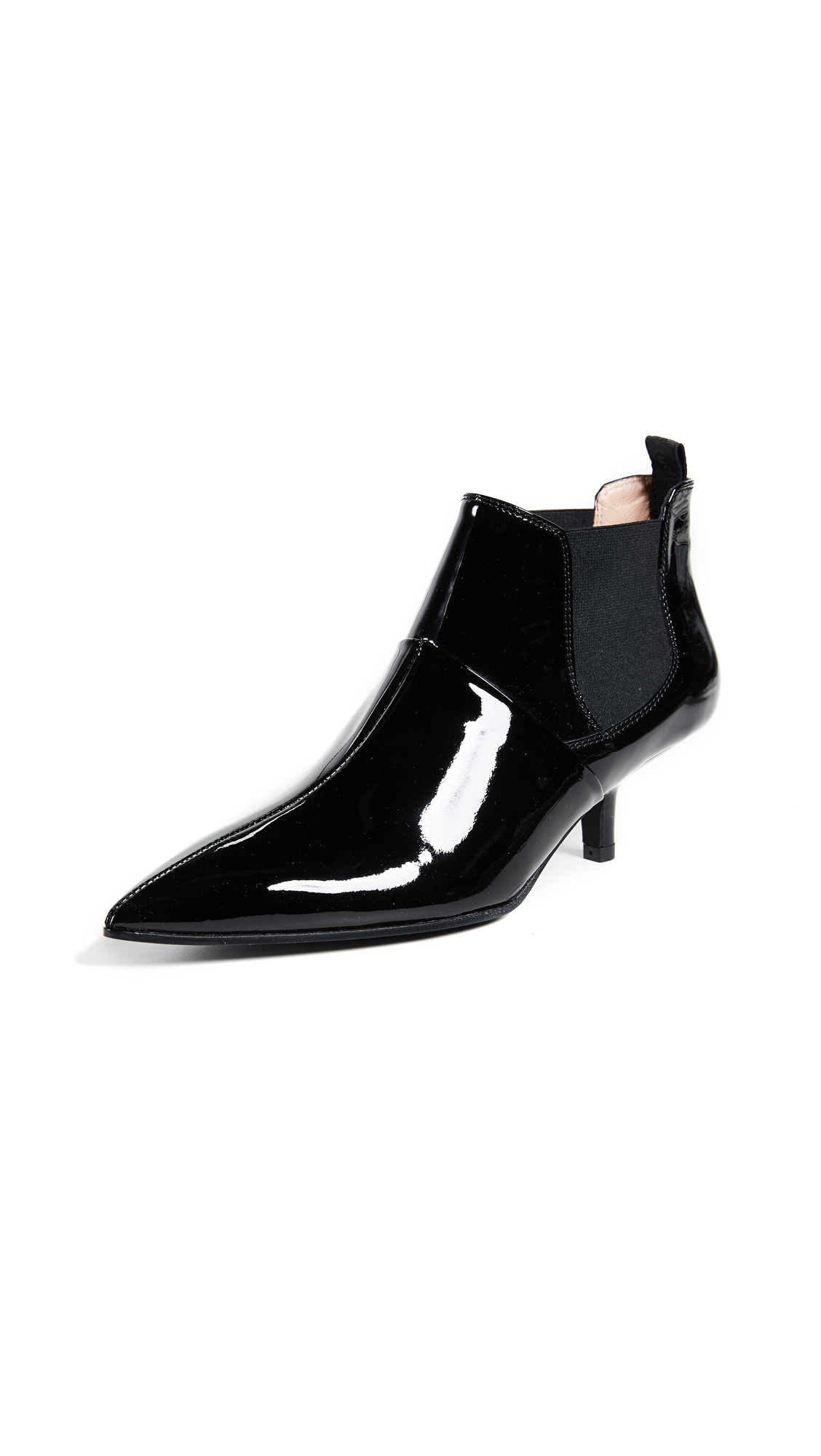 Acne Studios Kity Booties - Black
