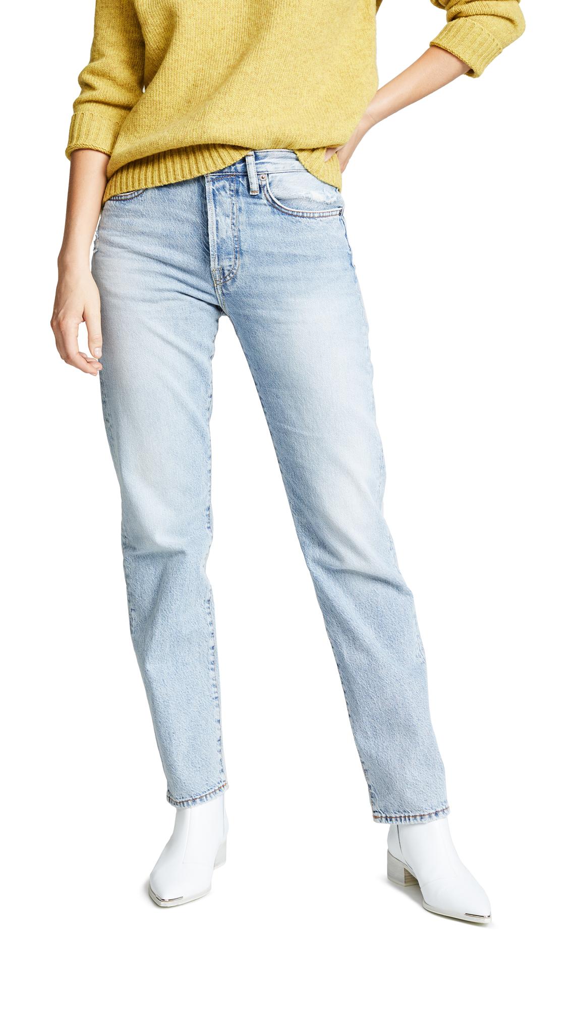 1997 Jeans, Light Blue Trash