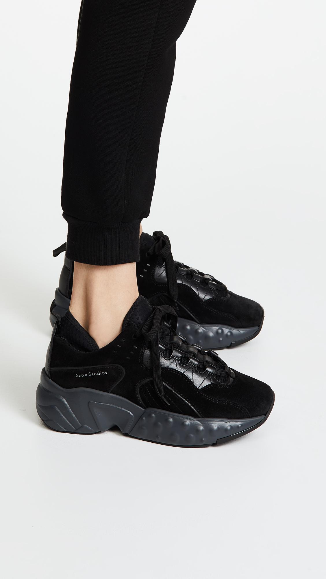 9ad6d7b395b2 Acne Studios Manhattan Sneakers